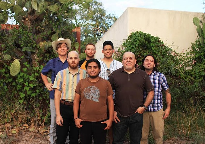 With Cumbia Corridos, Vox Urbana is bringing musical diversity and immigration advocacy to the next level.