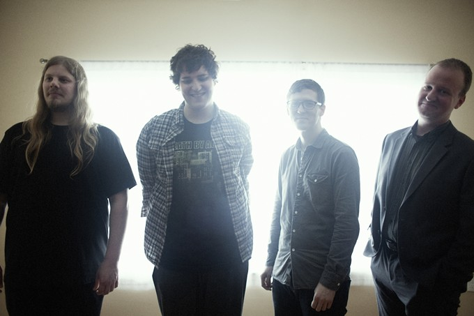 If you're listening to Protomartyr's lyrics literally, you're not doing it right.
