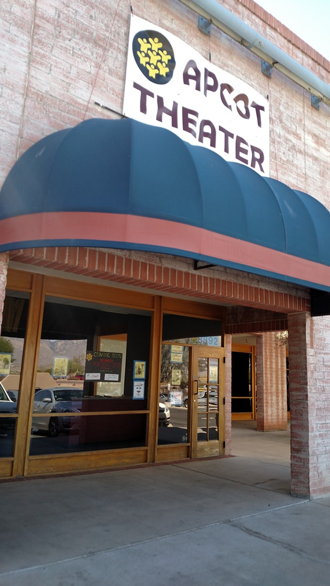 This new small-capacity theatre has big plans.