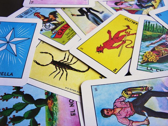 Best of Tucson is going to have a loteria theme this year.