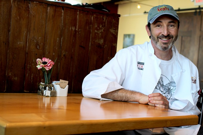 Humble and focused, Doug Levy has remained a strong leader in Tucson's chef community.