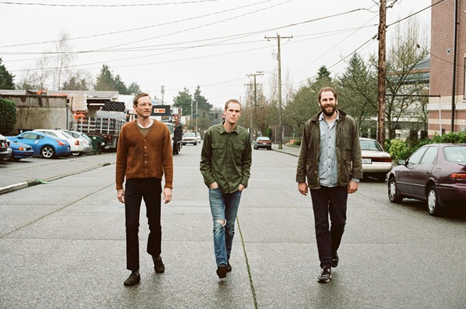 Recording their newest album, Lonesome Shack scrapped the initial sessions and went for a more loose and open style.