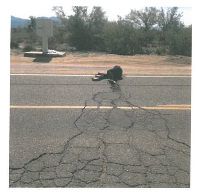 Pima County Supervisor Ally Miller has some experience falling into holes.