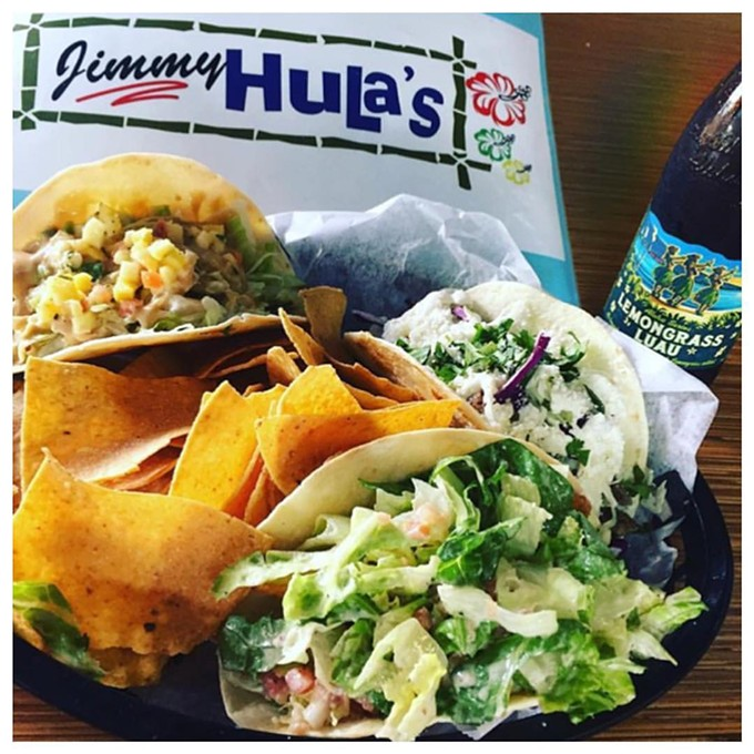 Jimmy Hula's tacos are heading to Tucson.
