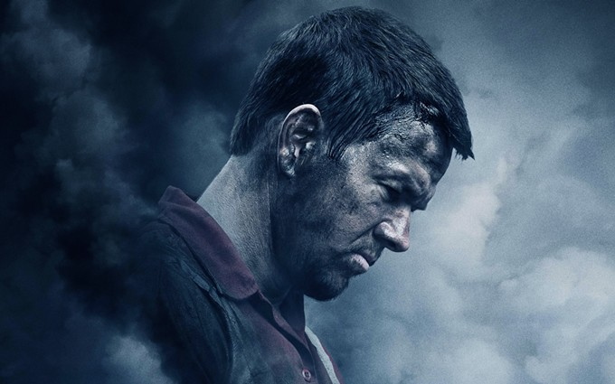 Wahlberg: Covered in soot and grease again?