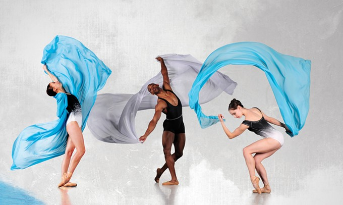 Striking imagery like this probably helped Ballet Tucson snag the title of Best Dance Company.