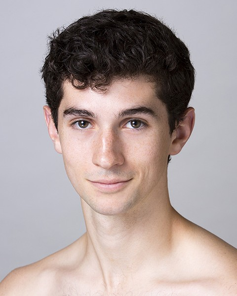 Max Cauthorn, soloist at San Francisco Ballet, dances in Ballet Tucson's gala season opener. - CHRIS HARDY