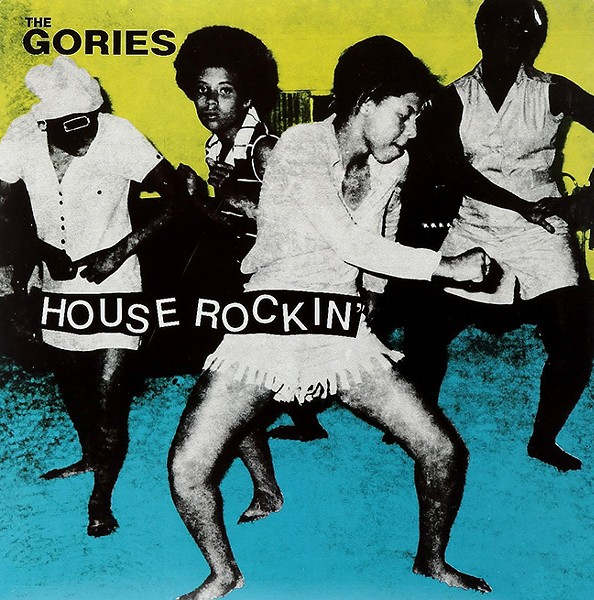 The Gories - COURTESY