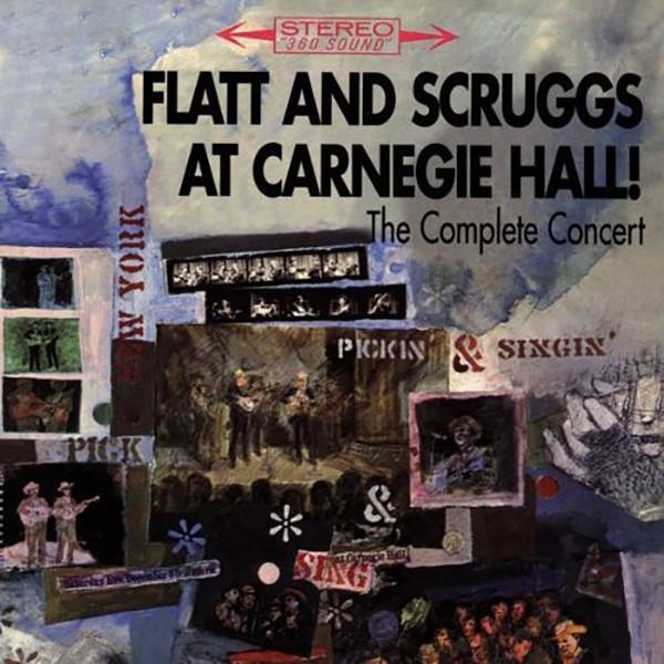 Flatt and Scruggs - COURTESY