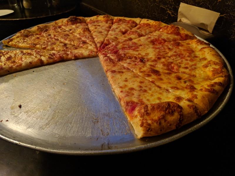 Empire Pizza samples - ANISSA SPRECHER