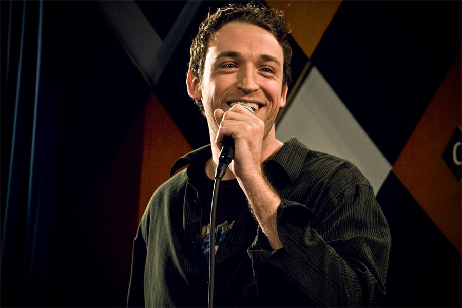 Dan Soder performs at 191 Toole at 7 p.m., Saturday, October 6. - FACEBOOK.COM/DAN.SODER
