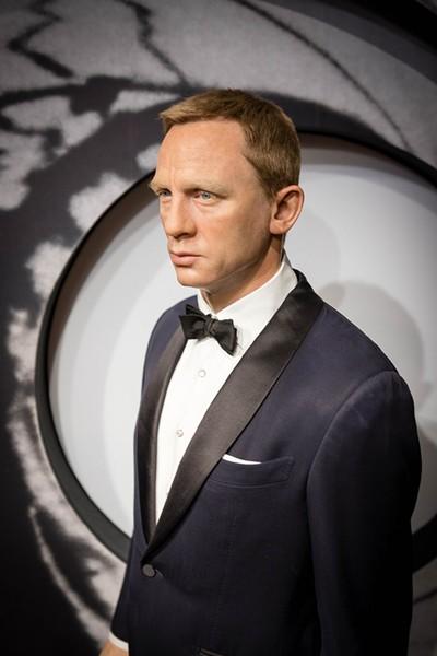 Daniel Craig as James Bond 007 - CREATIVE COMMONS