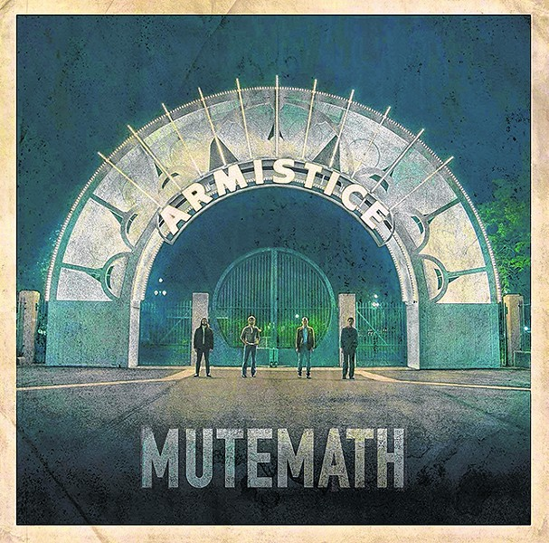 Mutemath - COURTESY