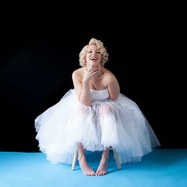 With Love, Marilyn - COURTESY