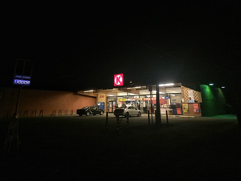 Circle K on Tucson Blvd. - BRIAN SMITH