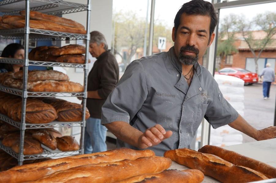Don Guerra of Barrio Bread - MARK WHITTAKER