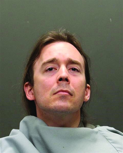 Trevor Draegeth was arrested Wednesday, March 6. - COURTESY ORO VALLEY POLICE