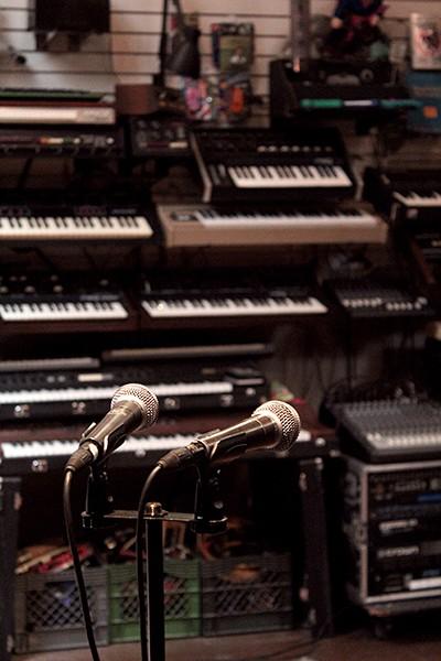 WaveLab has been instrumental in forming the Tucson sound of music. - JEFF GARDNER