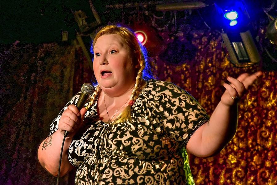 Kristine Levine rounds up the comedy for Tucson Pride - JIMI GIANNATTI