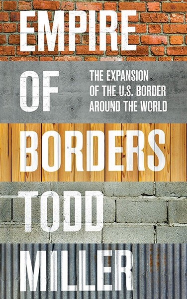 """Empire of Borders"" book cover - COURTESY PHOTO"