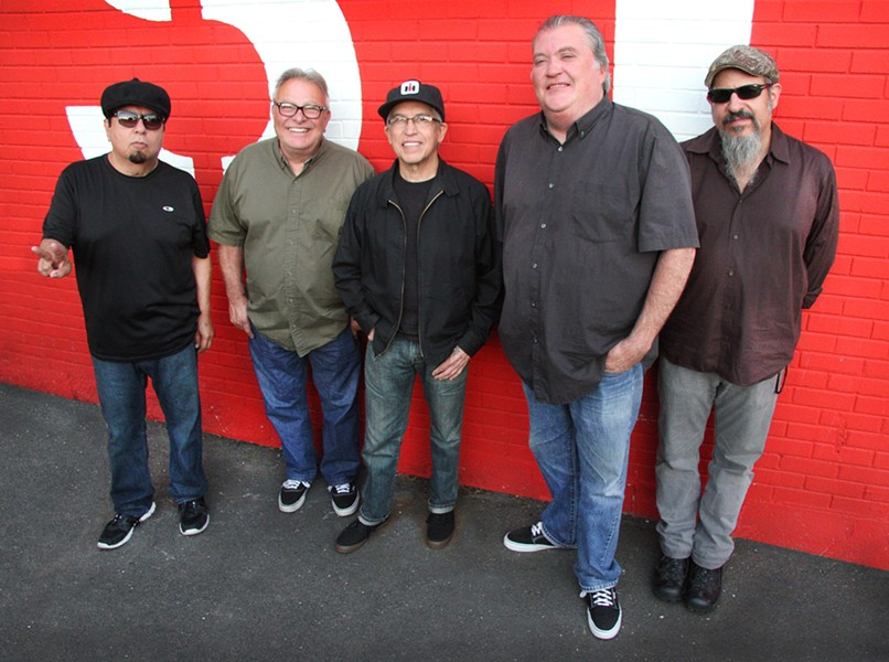 Los Lobos - COURTESY PHOTO