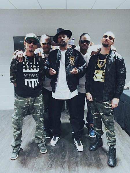 Bone Thugs-n-Harmony - COURTESY PHOTO