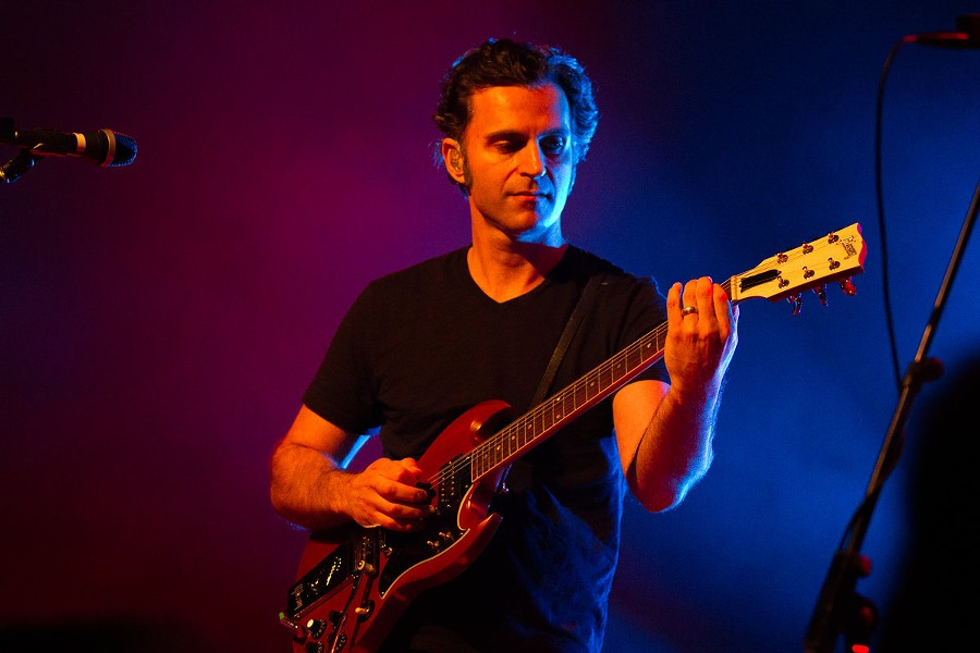 Dweezil Zappa: Thursday, Feb. 20 @Rialto Theatre - COURTESY PHOTO