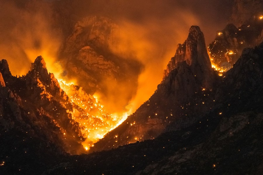 Bighorn Fire - FILE PHOTO