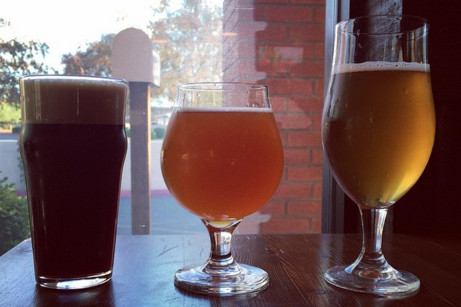 Taste Arizona Wilderness brews without having to drive to Gilbert. - HEATHER HOCH