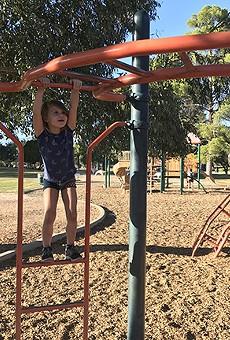 Best Playground Reid Park