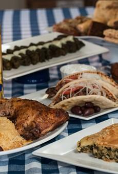 Throw your own Greek Festival