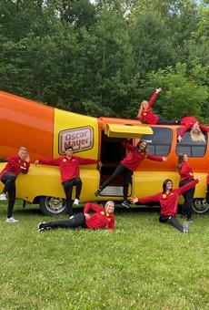 Wienermobile Comes To Pima County