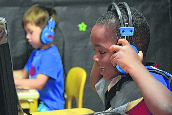 Outer Limits School tries to make quality childcare more affordable to low-income families.