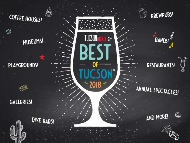 Posted By Tucson Weekly Staff on Thu, May 3, 2018 at 12:24 PM