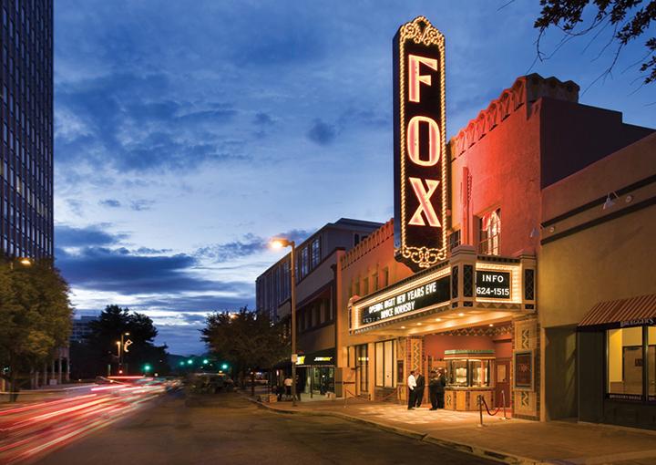 Fox Theatre - COURTESY