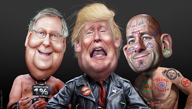 The Trump Trio