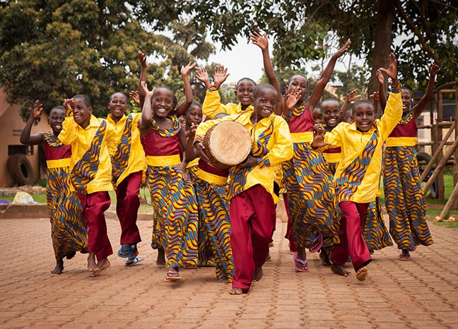 African Children's Choir - COURTESY