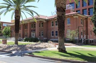 South Hall, the NROTC dorm for UA students. - COURTESY