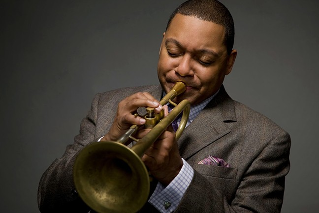 Wynton Marsalis - COURTESY