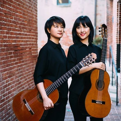 UA Presents welcomes the Beijing Guitar Duo to perform at Crowder Hall on Nov. 15. Meng Su and Yameng Wang are widely known for their superb technique and artistic musicality. - BEIJING GUITAR DUO FACEBOOK