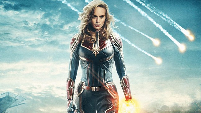 Captain Marvel - COURTESY