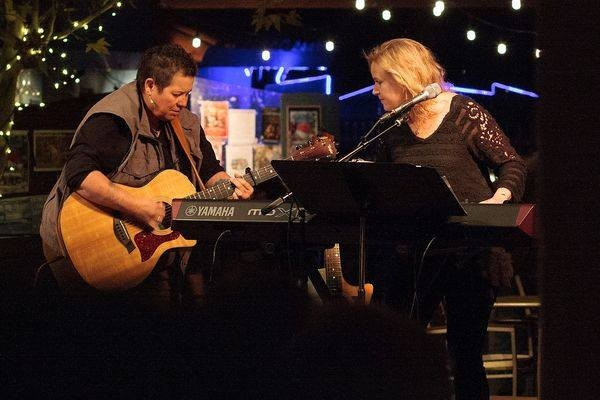 COURTESY OF ORO VALLEY CONCERT SERIES FEAT. SABRA FAULK AND AMBER NORGAARD FACEBOOK EVENT PAGE