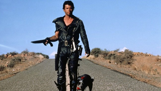 Mad Max 2: The Road Warrior. - COURTESY