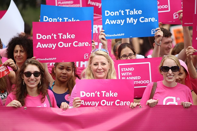 Several state laws, a lack of abortion sites and alternative programs have created a roadblocks for individuals seeking medical treatment.