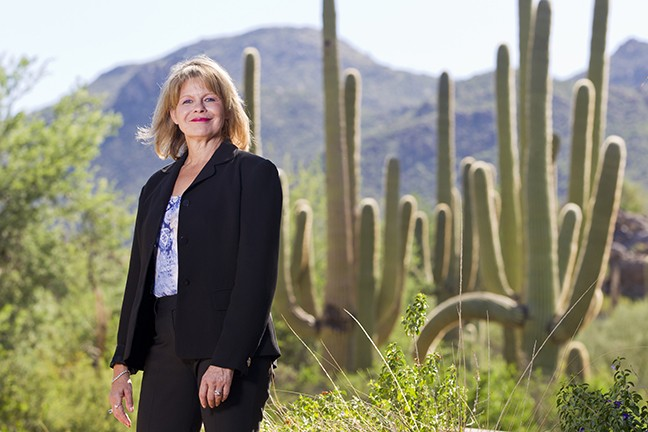 Pima County Supervisor Ally Miller has suggested postponing flood-control projects in Oro Valley and Marana as part of her budget-cutting efforts.