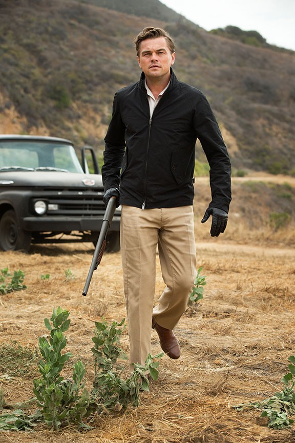 """Brad Pitt in """"Once Upon a Time in Hollywood."""""""