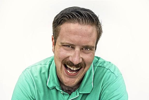 Alex Kack (#GreenShirtGuy)