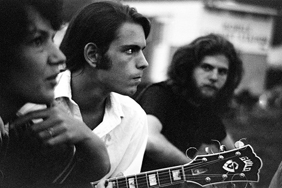 Bob Weir of the Grateful Dead. - TIM FULLER