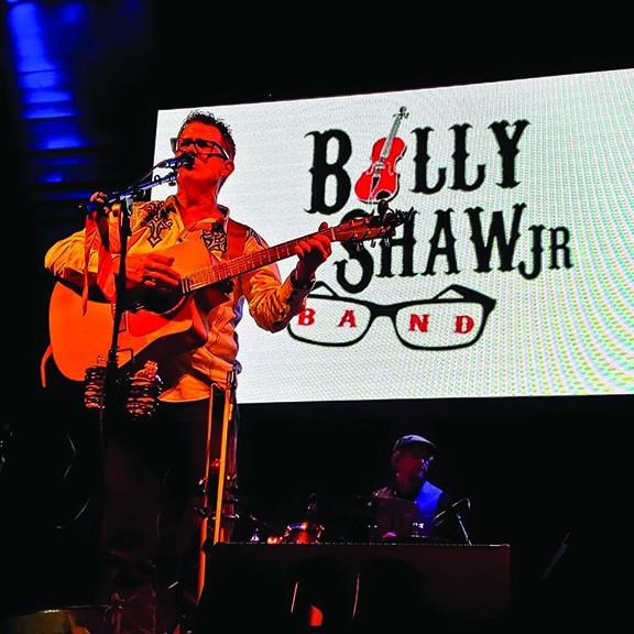 Billy Shaw Jr. - COURTESY PHOTO
