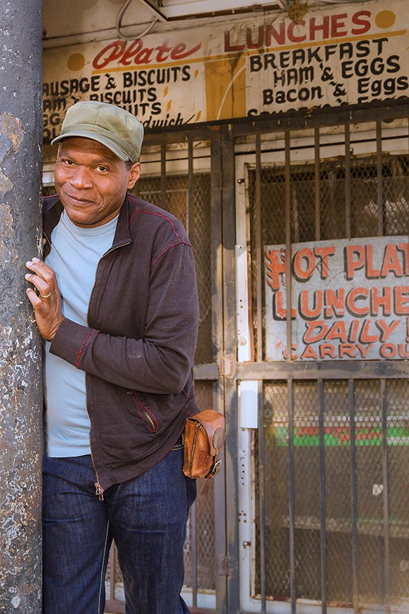 """Robert Cray: """"We leave a lot of room for improvisation, so we're always looking for new things and it keeps things fresh every night."""""""
